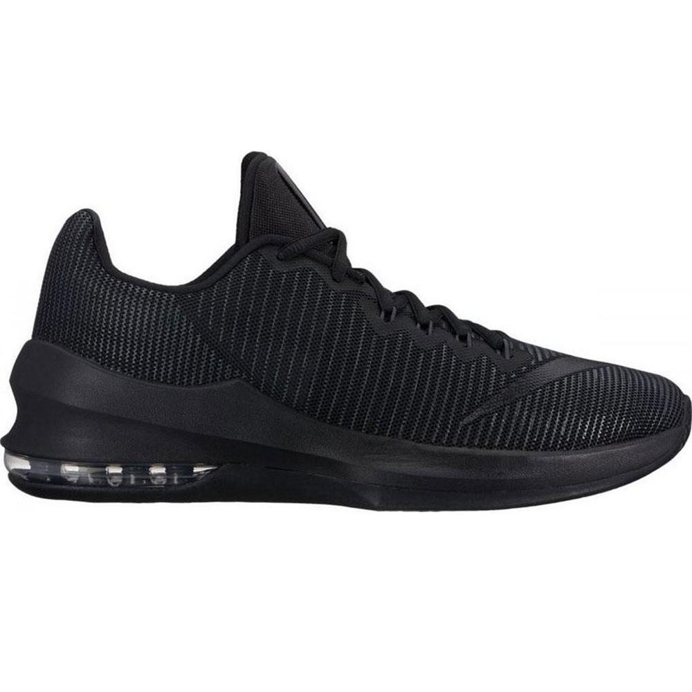 Nike Air Max Infuriate 2 Low Herren Sneaker schwarz 908975 001