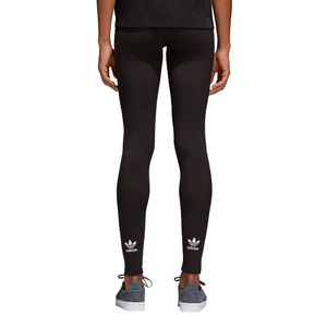 adidas Originals Trefoil Tight Damen Leggings schwarz CW5076 – Bild 4