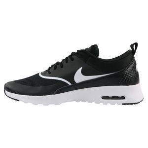 Nike WMNS Air Max Thea Damen Sneaker schwarz weiß 599409 028 – Bild 2