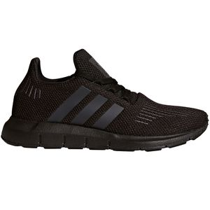adidas Originals Swift Run J Kinder Sneaker schwarz CM7919 – Bild 1
