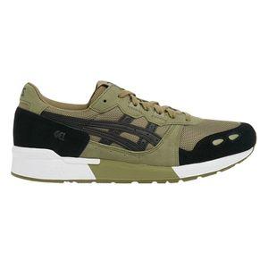 Asics Gel-Lyte Herren Sneaker oliv schwarz H8C0L-0890 – Bild 1