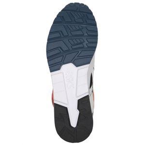 Asics Gel-Lyte V Herren Sneaker schwarz weiß orange H831Y 0101 – Bild 6