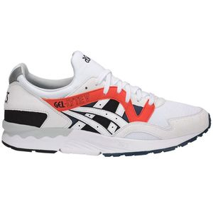 Asics Gel-Lyte V Herren Sneaker schwarz weiß orange H831Y 0101 – Bild 1