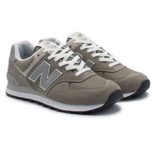 New Balance ML574EGG Herren Sneaker 633531-60 121 grau  – Bild 3