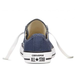 Converse Youth All Star OX Chucks Kinder blau 3J237C  – Bild 4