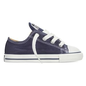 Converse Baby All Star OX Chucks Kinder navy 7J237C  – Bild 1