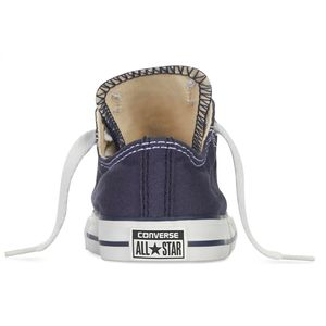 Converse Baby All Star OX Chucks Kinder navy 7J237C  – Bild 3