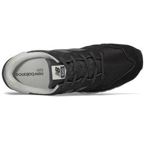 New Balance U520CE Herren Sneaker schwarz weiß grau 618811-60 122 – Bild 3