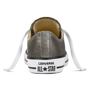 Converse CT AS OX Chuck Taylor All Star ash grey black white 159525C – Bild 3