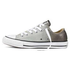 Converse CT AS OX Chuck Taylor All Star ash grey black white 159525C – Bild 2
