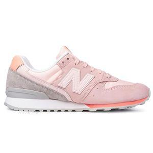 New Balance WR996STG Damen Sneaker rosa grau 618552-50 17 – Bild 1