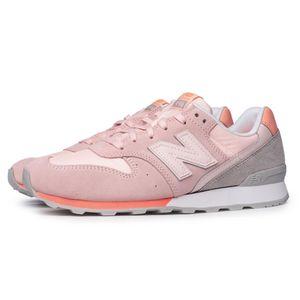 New Balance WR996STG Damen Sneaker rosa grau 618552-50 17 – Bild 4