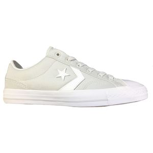 Converse Star Player OX Herren Sneaker hellgrau weiß 161074C
