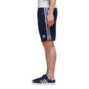 adidas Originals 3-Stripes Short Herren CW2438 blau weiß – Bild 4