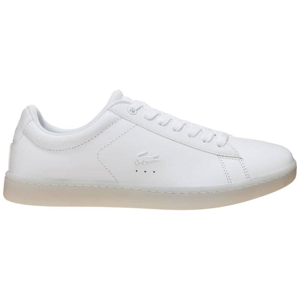 Lacoste Carnaby Evo 118 Damen Sneaker weiß 7-35SPW001021G