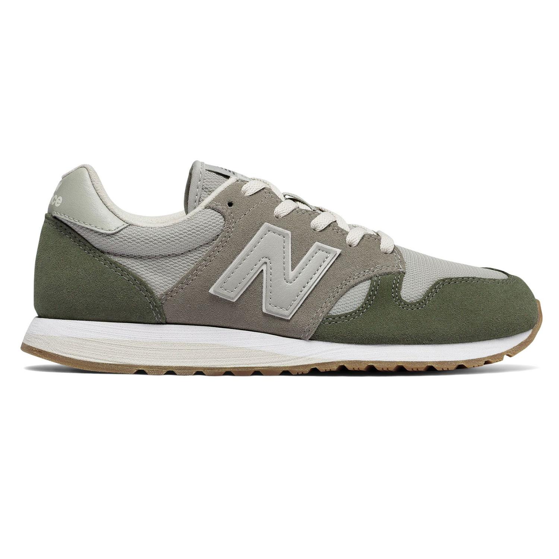 59129921f12803 New Balance WL520TS Damen Sneaker grau olive 618411-50 12