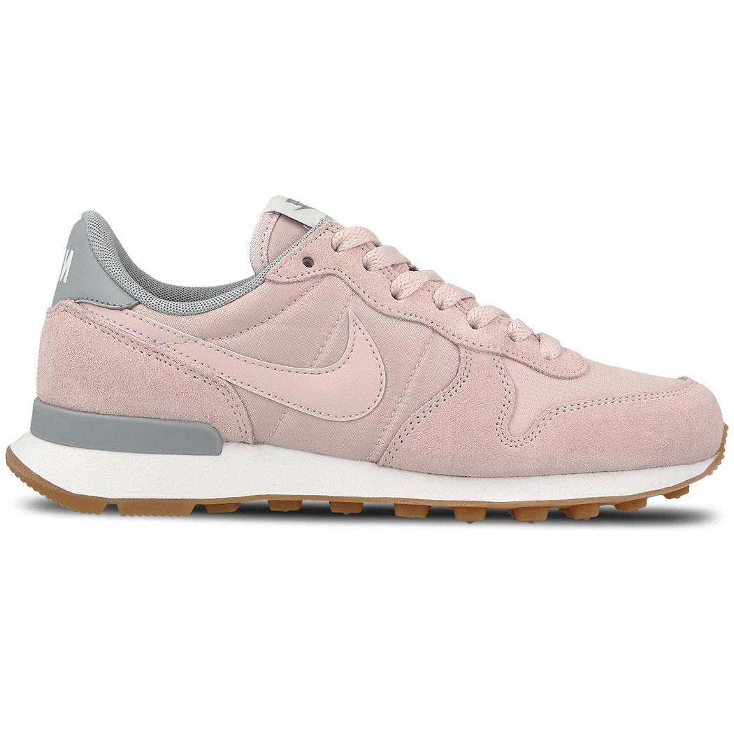 Nike WMNS Internationalist Damen Sneaker barely rose 828407 612