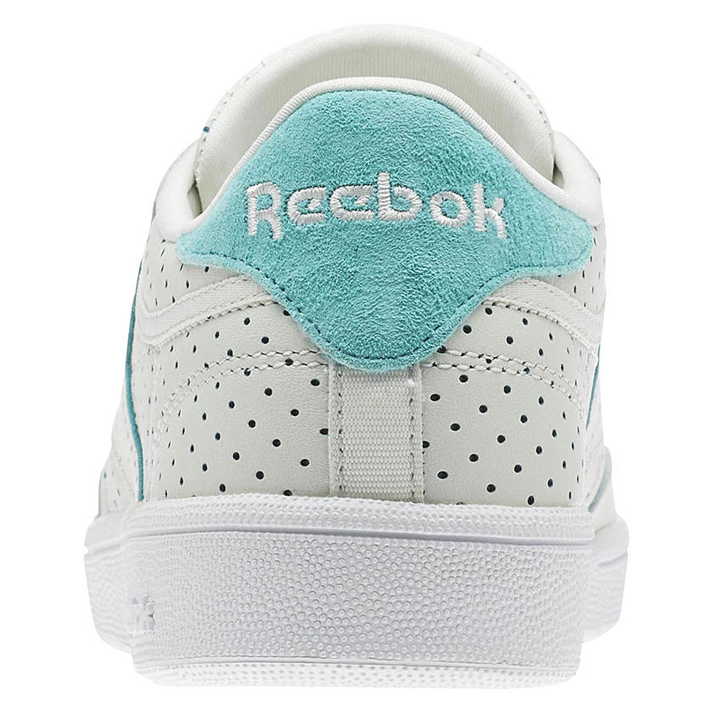 Reebok Club C 85 Popped Perf Damen Sneaker chalk turquoise