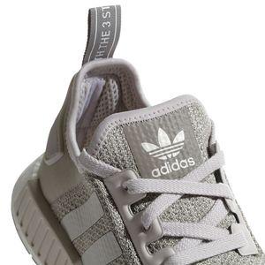 adidas Originals NMD_R1 Herren Sneaker grau B76079 – Bild 4