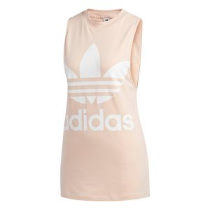 adidas Originals Trefoil Tank Top Damen blush pink CE5583 – Bild 1