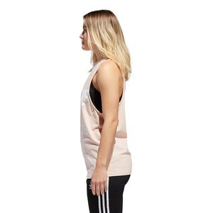 adidas Originals Trefoil Tank Top Damen blush pink CE5583 – Bild 3
