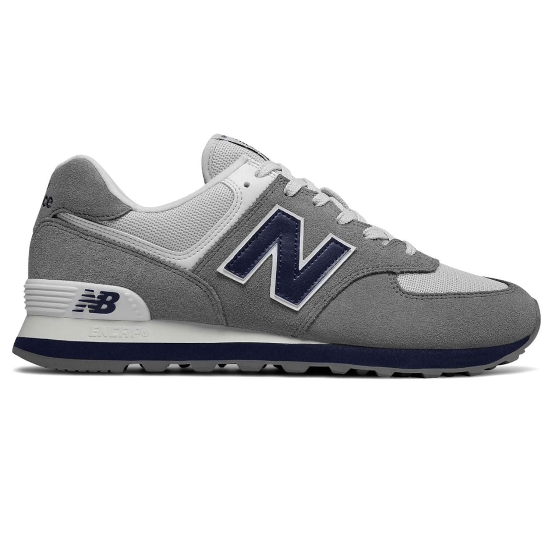 New Balance ML574ESD Herren Sneaker 638591-60-12 grau blau