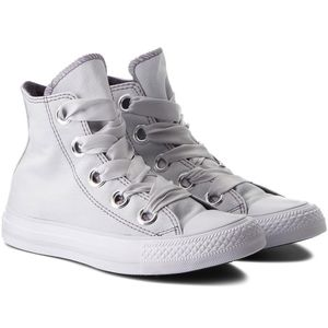 Converse CT AS Big Eyelets HI All Star pure platinum 559918C – Bild 3