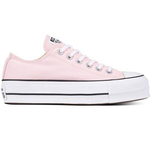 Converse CT AS LIFT OX Chuck Taylor All Star 560685C rosa weiß – Bild 1