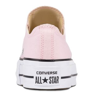 Converse CT AS LIFT OX Chuck Taylor All Star 560685C rosa weiß – Bild 3
