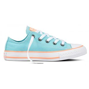 Converse Youth All Star OX Chucks Kinder bleached aqua 660732C