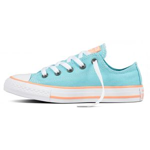 Converse Youth All Star OX Chucks Kinder bleached aqua 660732C – Bild 2