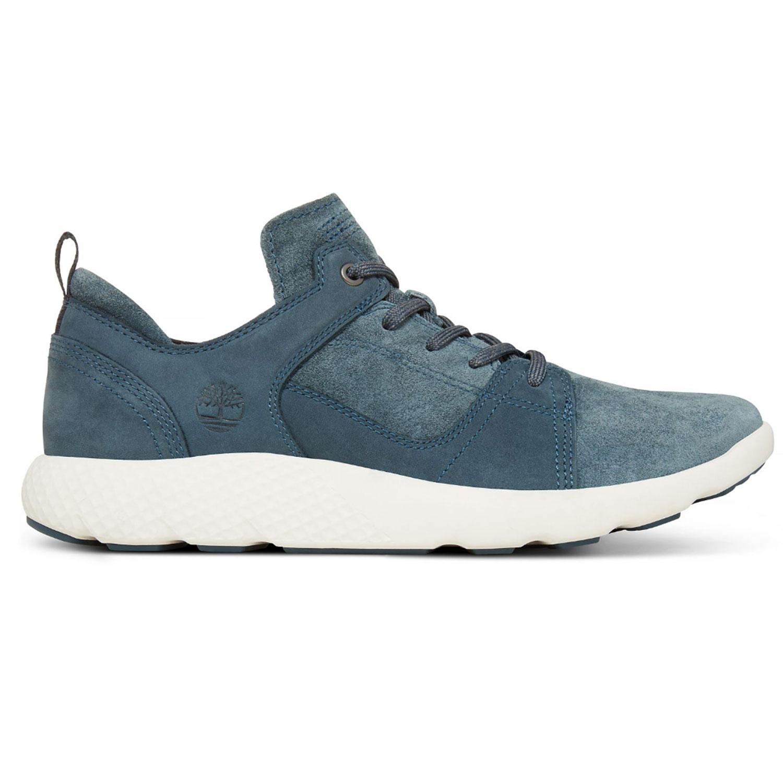 Timberland Flyroam Leather Herrenschuh blau A1OBS
