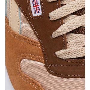 Reebok Classic Leather MCCS Herren Sneaker braun beige CM9610 – Bild 3