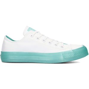 Converse CT AS OX Chuck Taylor All Star white bleached aqua 560646C – Bild 1