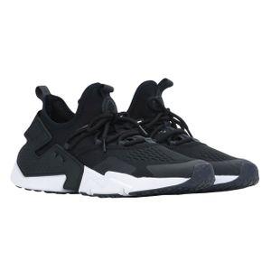 Nike Air Huarache Drift BR Herren Sneaker schwarz weiß AO1133 002 – Bild 2