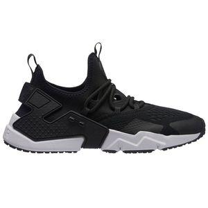 Nike Air Huarache Drift BR Herren Sneaker schwarz weiß AO1133 002 – Bild 1