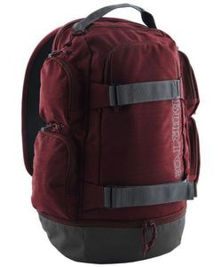 Burton Rucksack Distortion Pack 29L weinrot – Bild 1