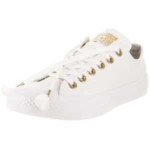 Converse CT AS OX Chuck Taylor All Star weiß gold 560643C – Bild 2