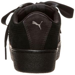 Puma Vikky Platform Ribbon S Damen Sneaker puma black 366418 01 – Bild 3