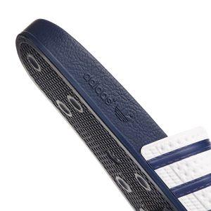 adidas Originals Adilette Badeschuhe blau weiss G16220 – Bild 8