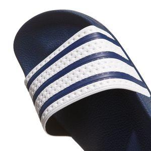 adidas Originals Adilette Badeschuhe blau weiss G16220 – Bild 9