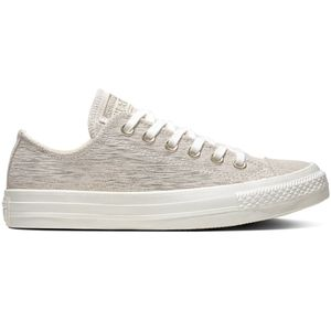 Converse CT AS OX Chuck Taylor All Star beige gold Glitzer-Effekt 561647C – Bild 1