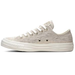Converse CT AS OX Chuck Taylor All Star beige gold Glitzer-Effekt 561647C – Bild 2