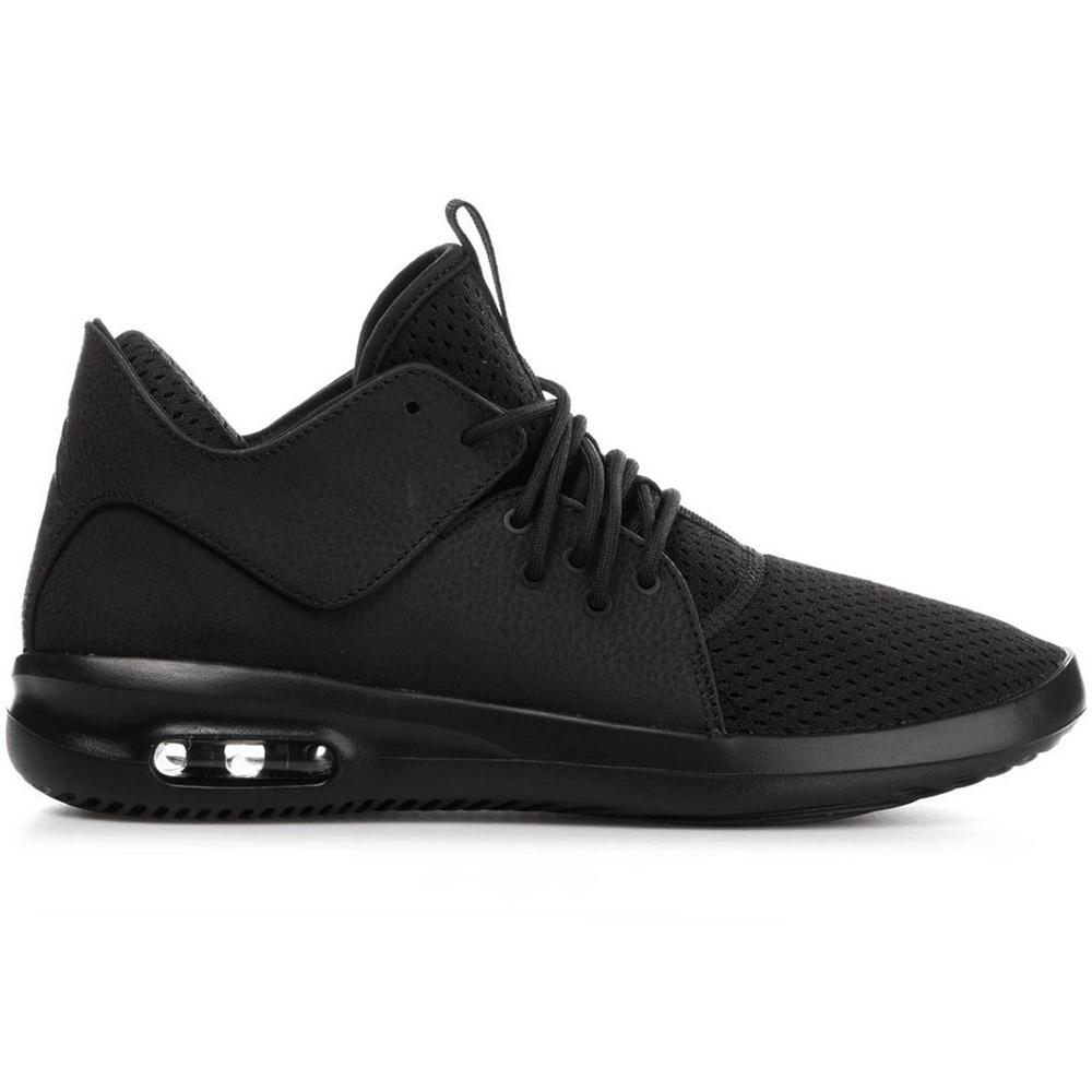 Air Jordan First Class Sneaker Herren schwarz