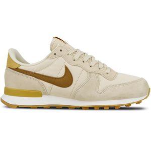Nike WMNS Internationalist Damen Sneaker beige gold 828407 209 – Bild 1