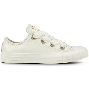 Converse CT AS Big Eyelets OX Chuck Taylor All Star vintage white – Bild 1