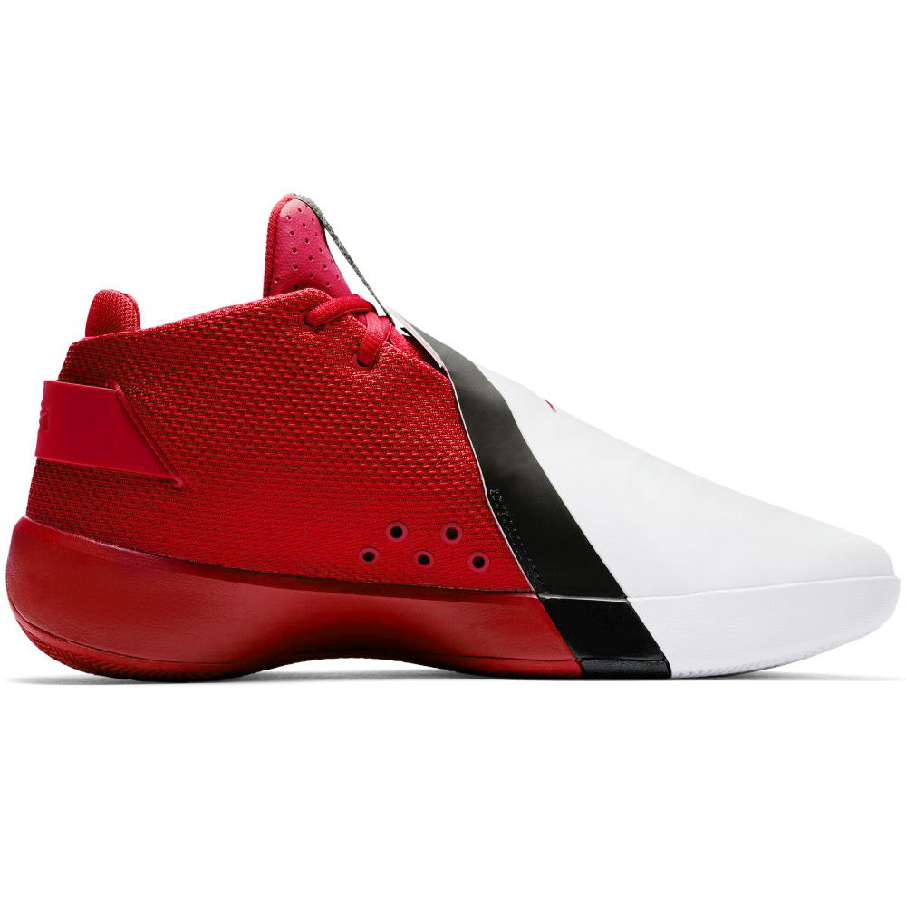 Nike Jordan Ultra Fly 3 Basketball Sneaker rot weiß AR0044 601