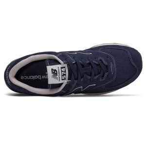 New Balance ML574ESG Herren Sneaker dunkelblau low – Bild 3