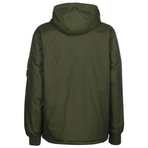 Alpha Industries Herren WP Anorak dark green  – Bild 2