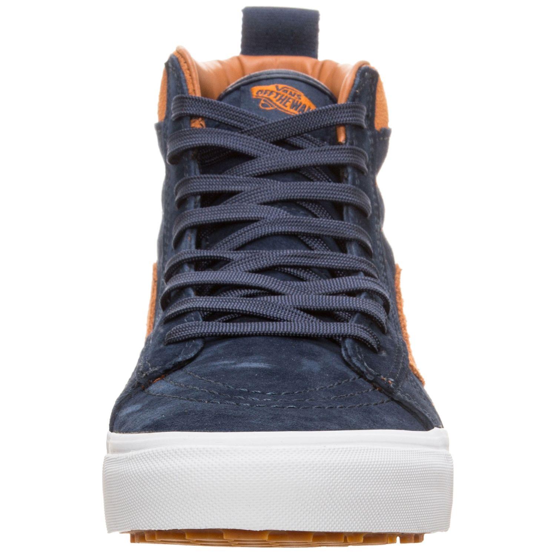 Vans Sk8-Hi Mte Herren Sneaker Suede dress blues